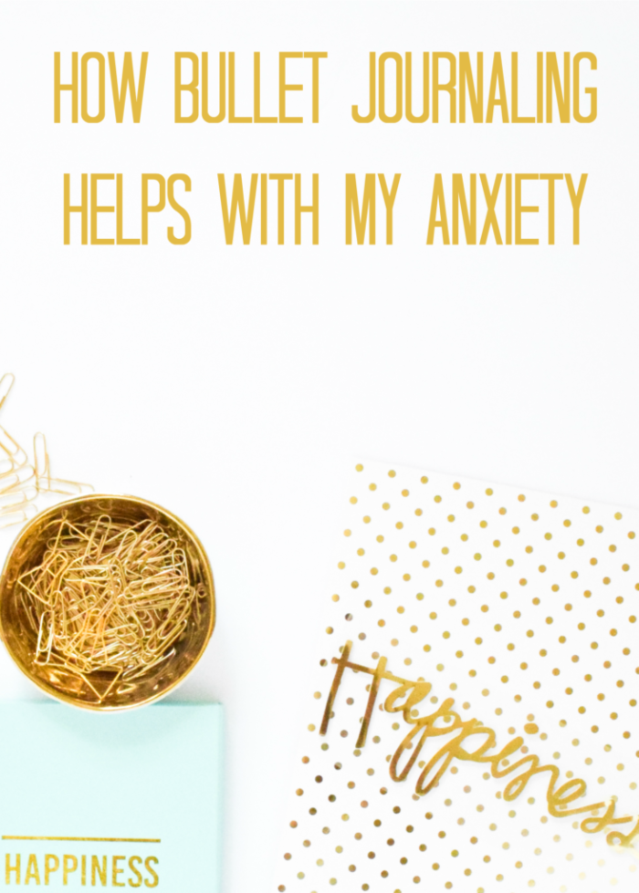How to Reduce Anxiety With Bullet Journaling