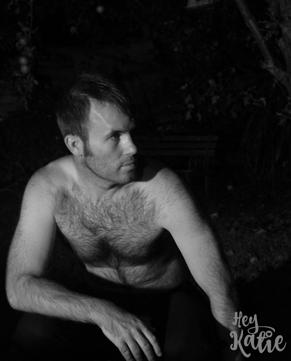 Night Time Photoshoot in the Back Yard - 2011