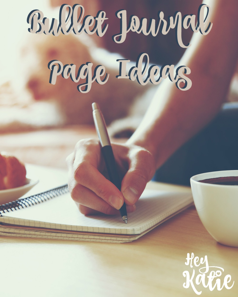 50+ Bullet Journal Page Ideas for Beginners or the Uninspired