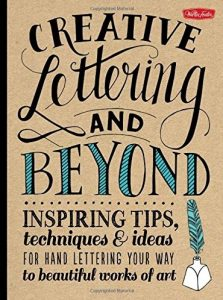 Books that Help with Hand Lettering Tuition