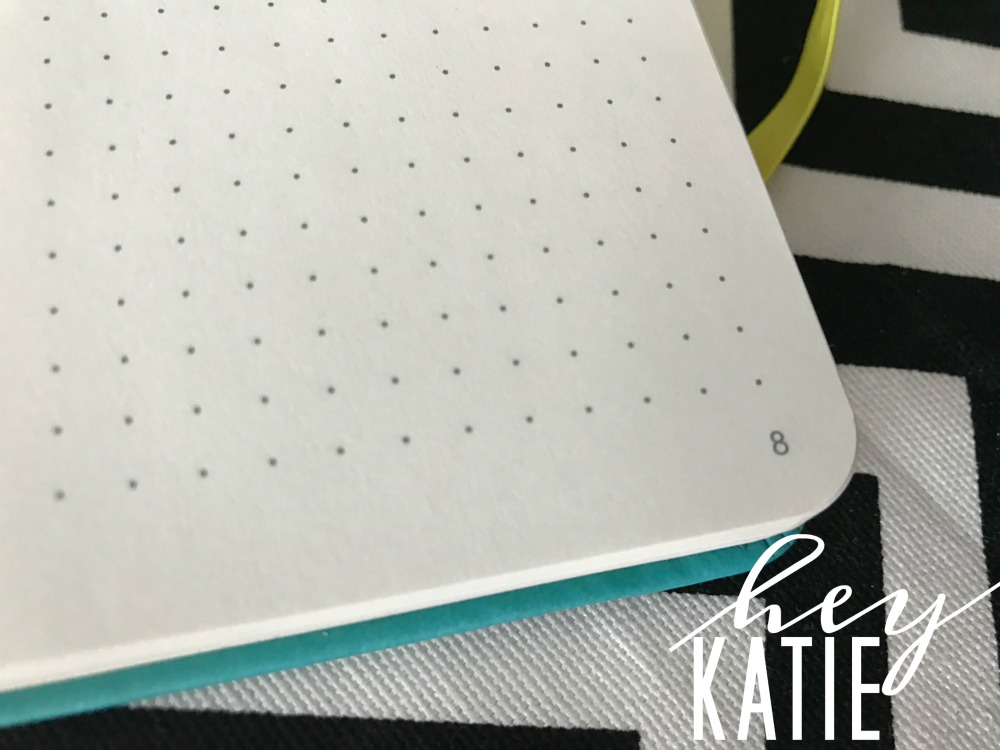 Scribbles That Matter Notebook Review for Bullet Journaling